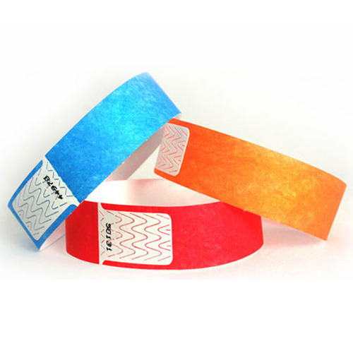 Paper Wristband At Rs 1 6 Piece