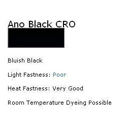 Ano Black CRO