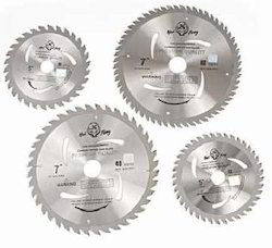 TCT Circular Saw Blade for Wood Cutting and Aluminium