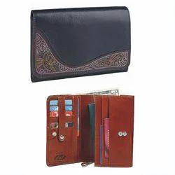 Cotnis Ladies Leather Wallet
