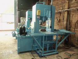 Sarala Light Blue Interlocking Paver Block Making Machine, Capacity (Blocks per hour): 370, Automation Grade: Manual