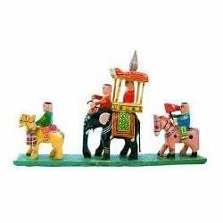 Wooden Handicrafts - Barat Set