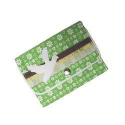 Designer Sheeting Fabric Pouch