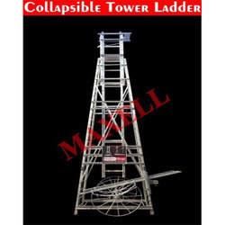 Aluminium Collapsible Tower Ladder