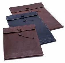 Leather Envelopes