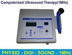 Computerised Ultrasound Therapy(1MHZ)