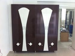 Modular PVC Wardrobe