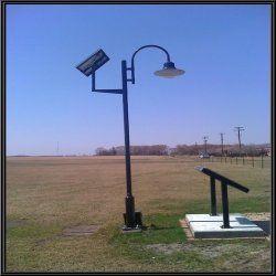 Solar Park Lights