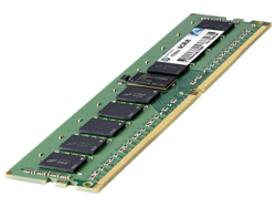 HP 8GB Single Rank x4 DDR4 RAM