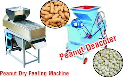 Ground Nut Decoter Machine