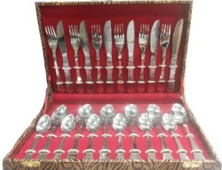 24 Pcs Cutlery Set In Symphony Design