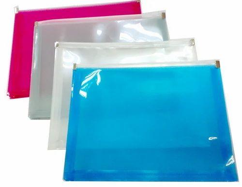 Colored Plastic Zip Lock Bag