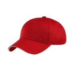Mens Red Cap