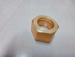 Hexagonal Brass Nut Bolt, For Industrial