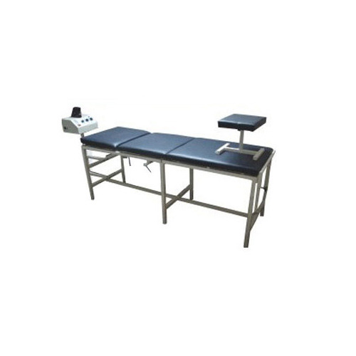 Gym Equipment Market In Delhi: Four Fold Traction Table