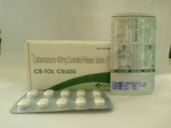 Carbamazepine 400 Mg Controlled Release Tablets