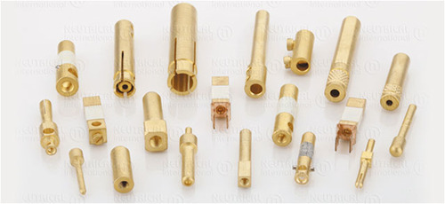 Cable Accesories Brass Electrical Plug Manufacturer From