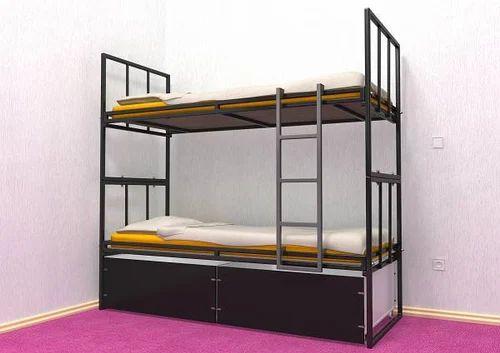 Metal Hostel Bunk Bed Rs 14000 Unit Outdoor Hub Id 4296053597