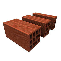 Standard brick size and weight in india best brick 2017 - Aac blocks vs clay bricks ...