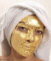 Pure Gold Indulgence Facial Service