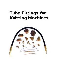 Tube Fittings for Knitting Machines