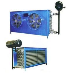 Automatic Stainless Steel Air Cooling Unit, For Industrial Use, Capacity: Depends