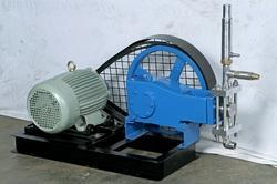 Motorised Hydro Test Pump