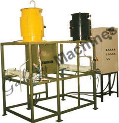 Automatic Binder Dosing System