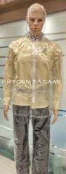 Transparent Raincoats RCU-4