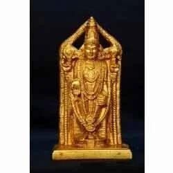 Brass Balaji Statue Bhagvan Ki Murtiyan भगव न क