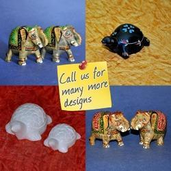 Stone Sculpture Carving Animal Figurines - Many Designs