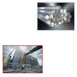 Steel Hex Bars for Construction
