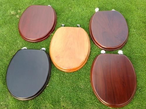 Teak Wood Commode Seat Covers Bathroom Fittings Accessories
