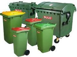 Waste Dustbin Trolleys