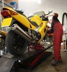 Honda Motorcycles Repair Service