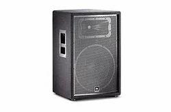 Black JBL JRX 215 Speaker