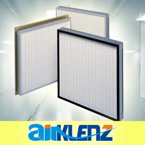 Clean Room Air Filters - HVAC Air Filter Manufacturer from Chennai