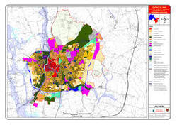 Land Use Plan And Spatial Planning