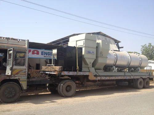 Himalaya Engineering Company, Mehsana - Manufacturer of Asphalt Drum