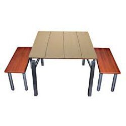 Wonderful Canteen Sitting Table
