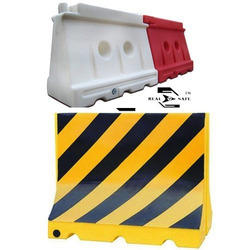 Plastic Road Barriers