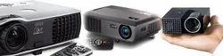 Lcd/Dlp Projectors Rental