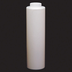 Round Talcum Container