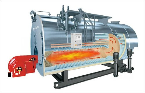 Hot Water Generator Diesel Fired Boiler Manufacturer
