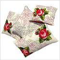 Designer Embroidered Pillow Cover