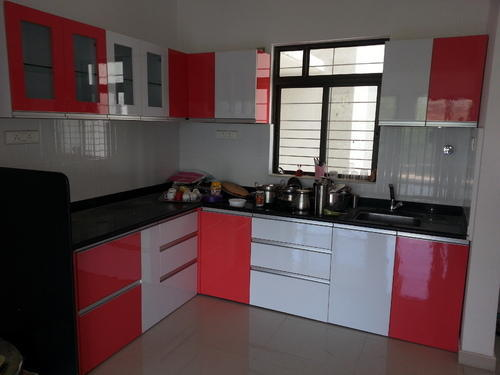 High Quality L Shape Kitchen