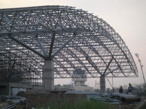 Space Frame Structure Manufacturer From Kolkata