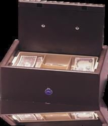 Cash Safe Box