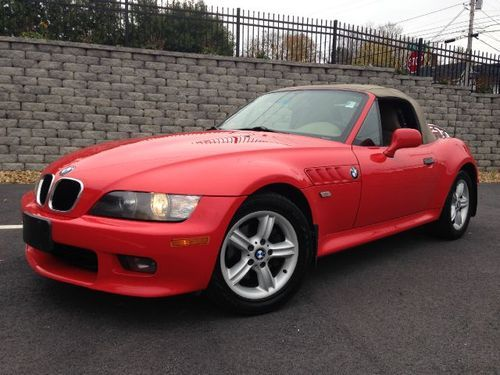 2002 Bmw Z3 2 5i 2dr Roadster View Specifications