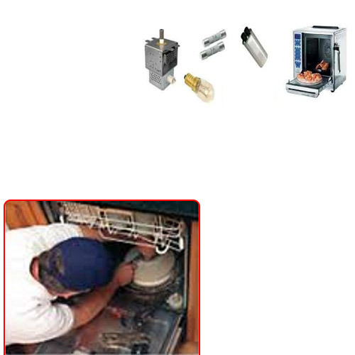 Microwave Oven Spare Part For Service Center Kuber